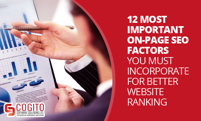 12 Most Important On-Page SEO Factors For Better Website Ranking