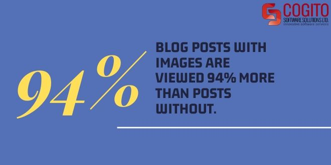 guide to content writing statistic blog post image